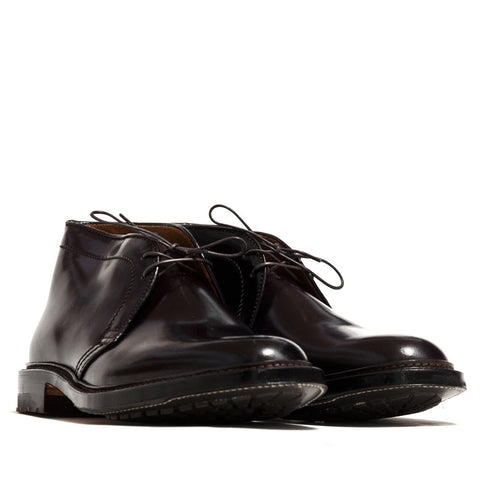Alden Chukka Colour 8 Shell Cordovan with Commando Sole 1339 at shoplostfound in Toronto, profile