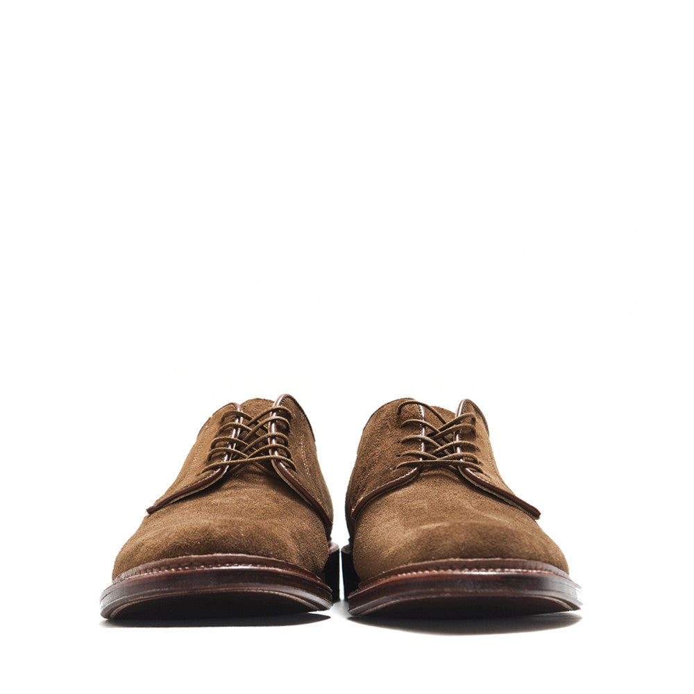 Alden Dover 29336f in Snuff Suede at shoplostfound in Toronto, front