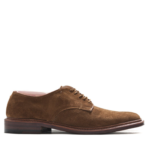 Alden Dover 29336f in Snuff Suede at shoplostfound in Toronto, profile