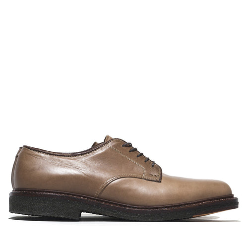 Alden Dover Natural Chromexcel Plantation Crepe Sole at shoplostfound in Toronto, profile