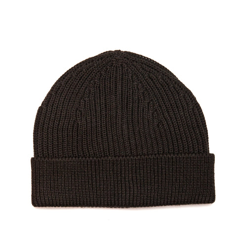 Andersen-Andersen Medium Beanie Hunting Green at shoplostfound, front
