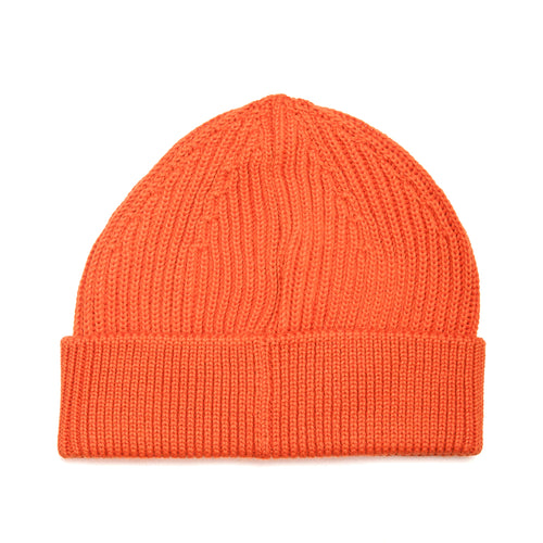 Andersen-Andersen Medium Beanie Orange at shoplostfound, front