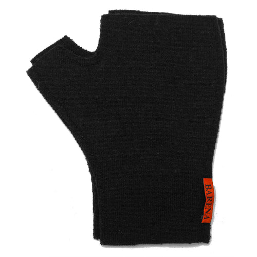 Barena Venezia Fingerless Gloves Nero