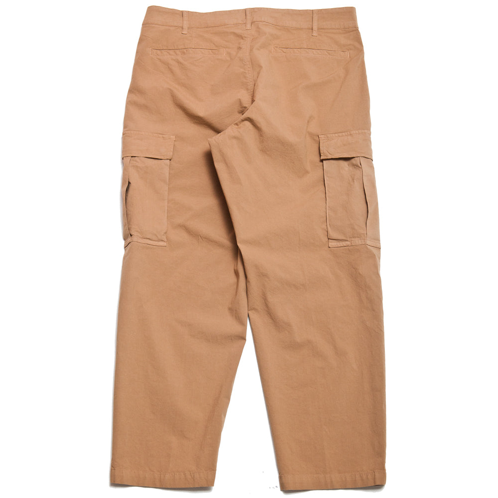 Barena Venezia Rione Trousers Khaki at shoplostfound, back