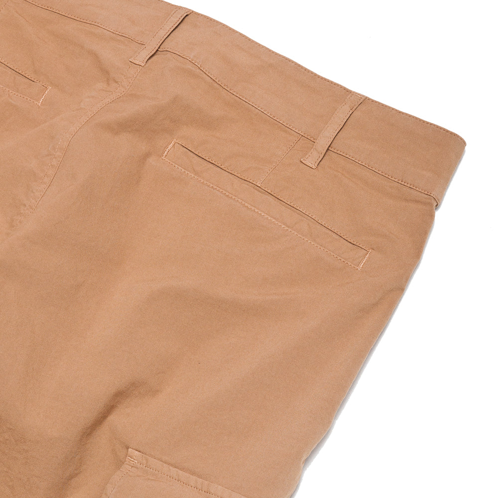 Barena Venezia Rione Trousers Khaki at shoplostfound, detail