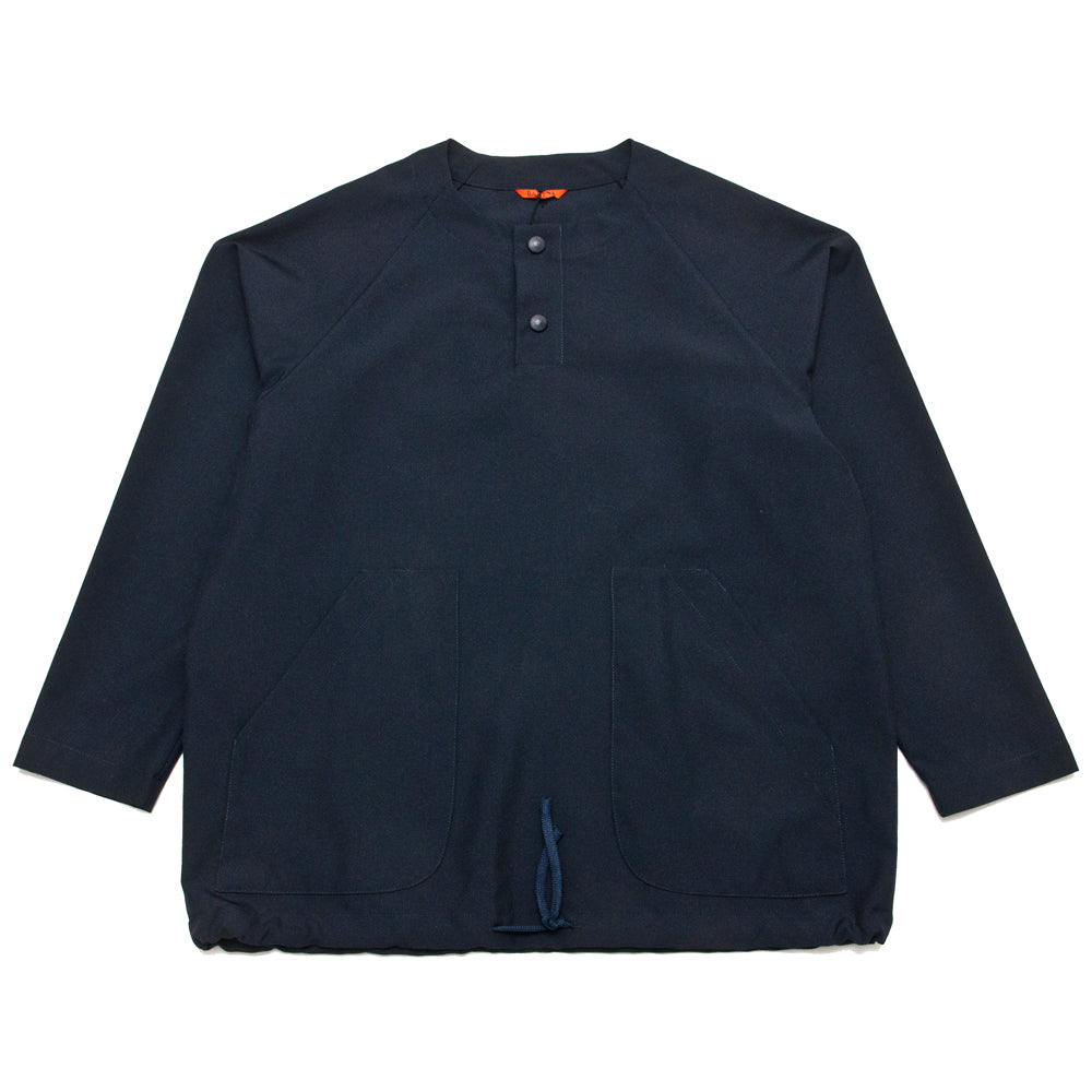 Barena Venezia Straman Sweater Navy at shoplostfound, front