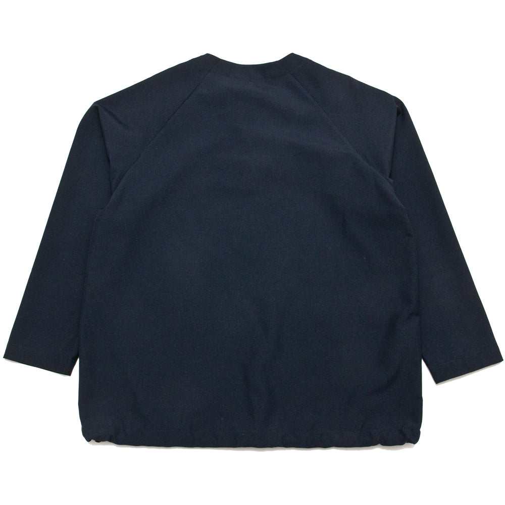Barena Venezia Straman Sweater Navy at shoplostfound, back