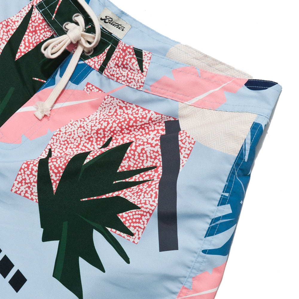 61611daab9 ... Bather Abstract Palms Surf Trunk Blue/Multi.  product.featured_image.alt. image.alt image.alt image.alt ...