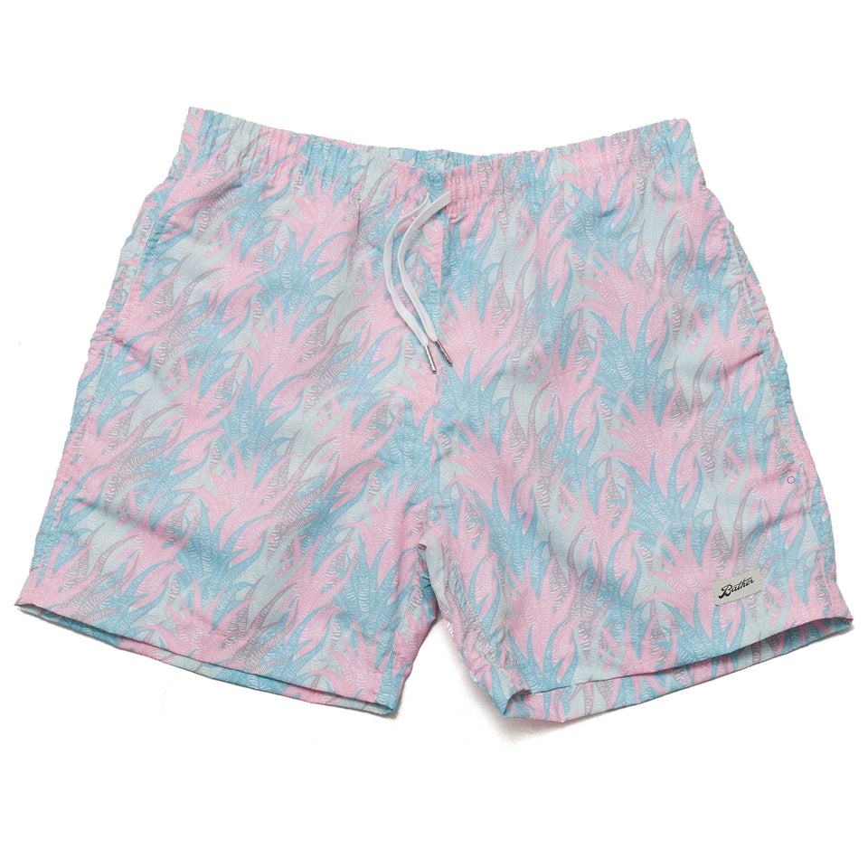 Bather Multi Coral Swim Trunk Multi Coloured at shoplostfound, front