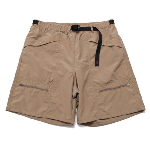 Battenwear Camp Shorts Tan shoplostfound front