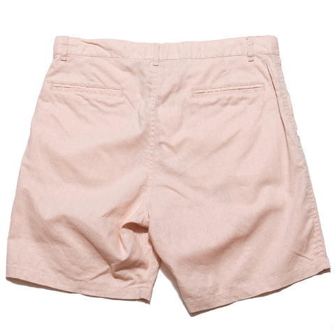 Battenwear Dock Short Light Pink at shoplostfound, front