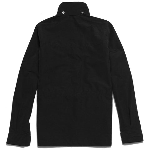 Battenwear Utitlity Jacket Black at shoplostfound in Toronto, front