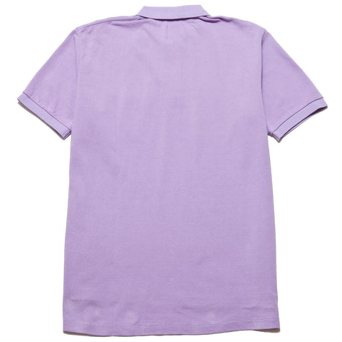 Battenwear Polo Shirt Lavender at shoplostfound, front