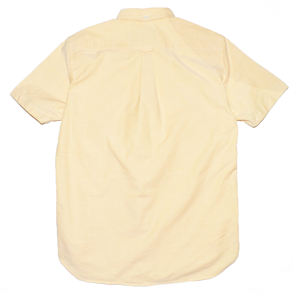 beams-plus-short-sleeve-b-d-oxford-yellow-back