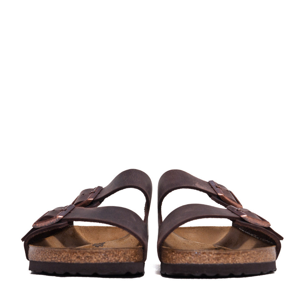 Birkenstock Arizona Havana at shoplostfound, front