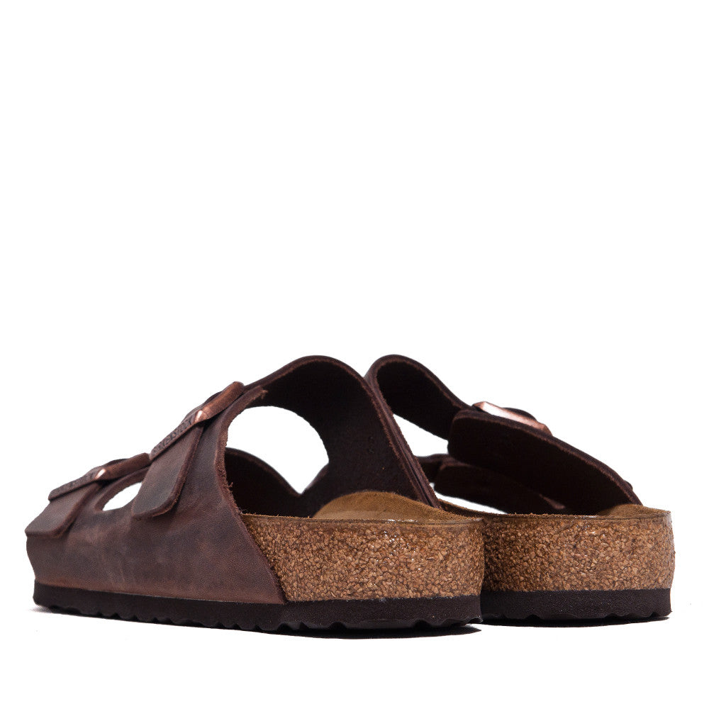 Birkenstock Arizona Havana at shoplostfound, back