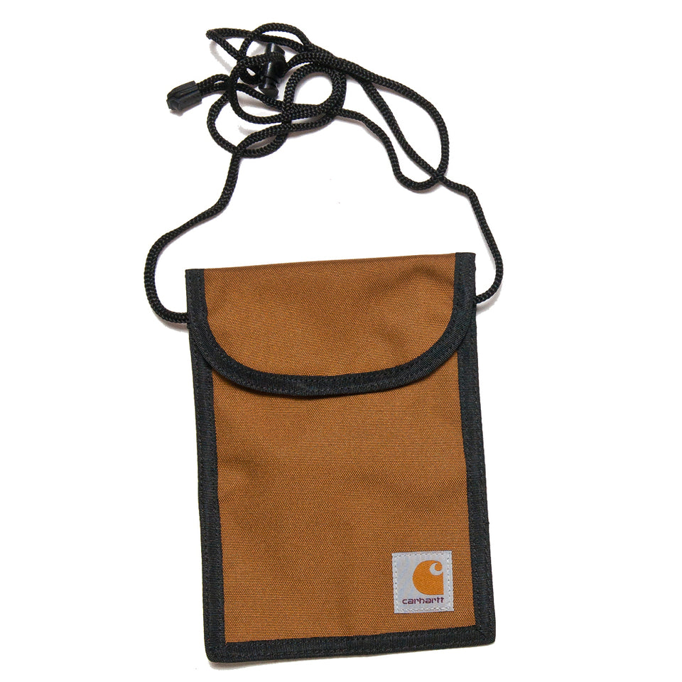 Carhartt W.I.P. Collins Neck Pouch Hamilton Brown
