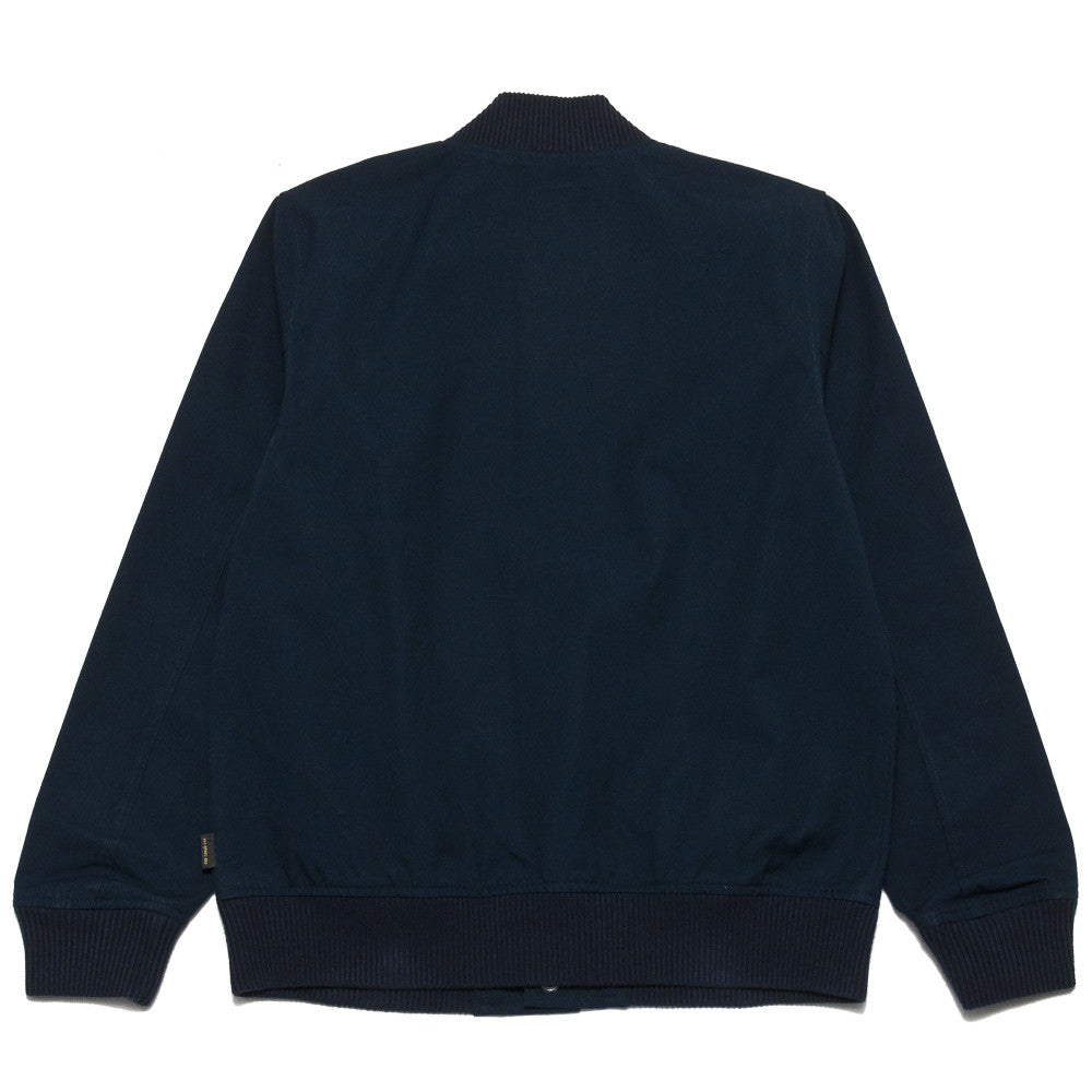 Carhartt W.I.P. Loop Emblem Jacket Navy at shoplostfound, back