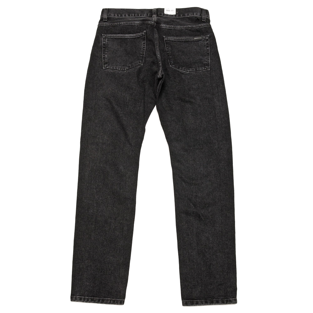 Carhartt W.I.P. Vicious Pant Black Stone Washed at shoplostfound, back