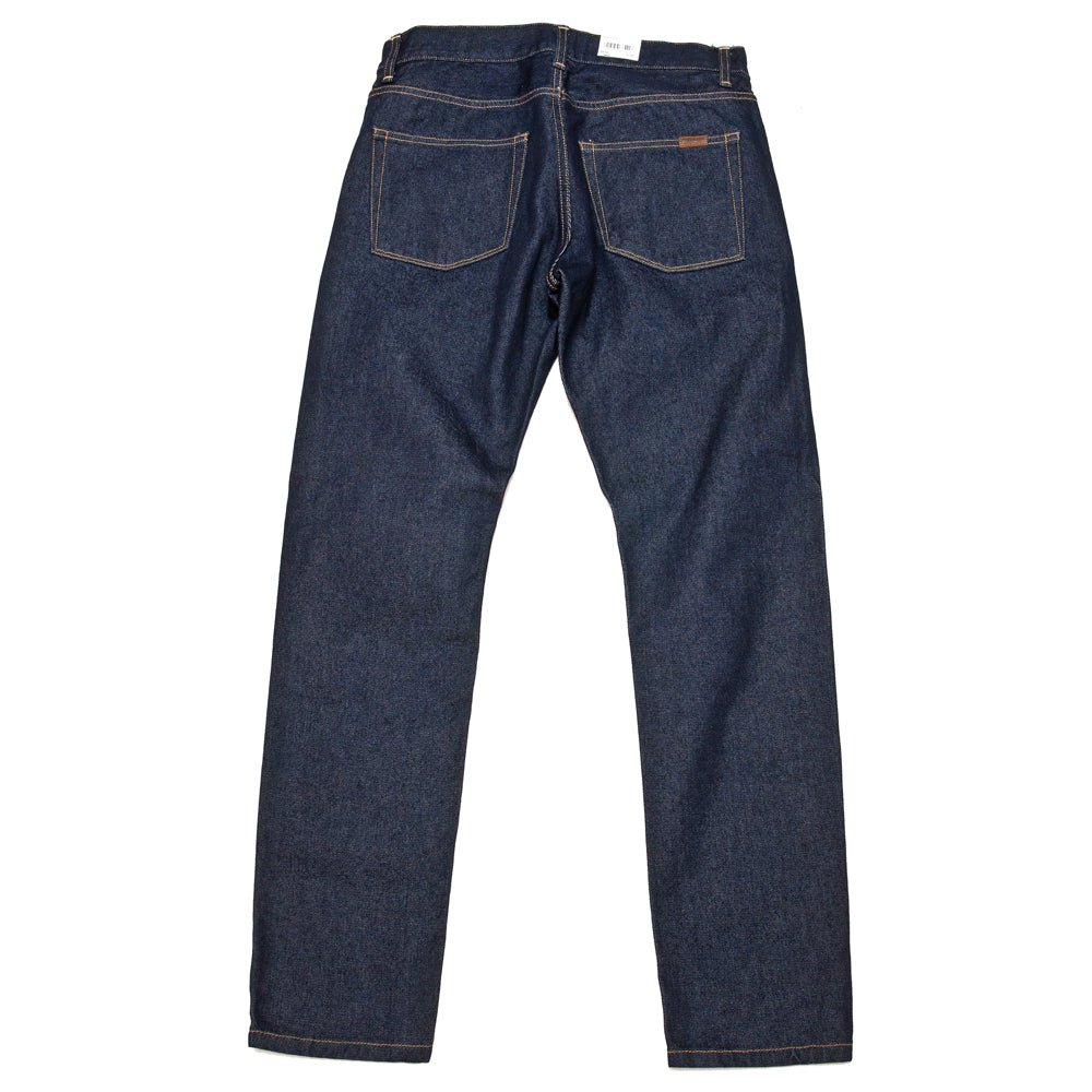 Carhartt W.I.P. Vicious Pant Blue Rinsed at shoplostfound, back