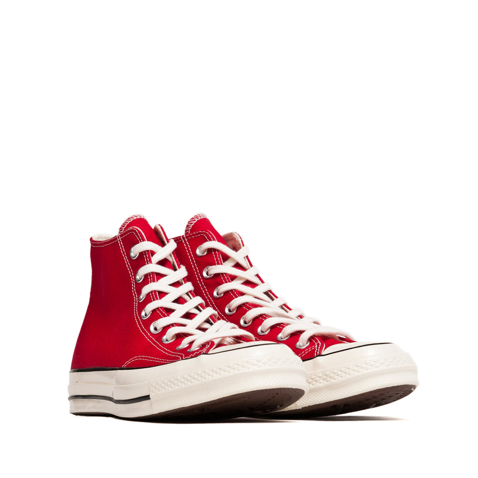 Converse 1970s Hi Enamel Red at shoplostfound, 45