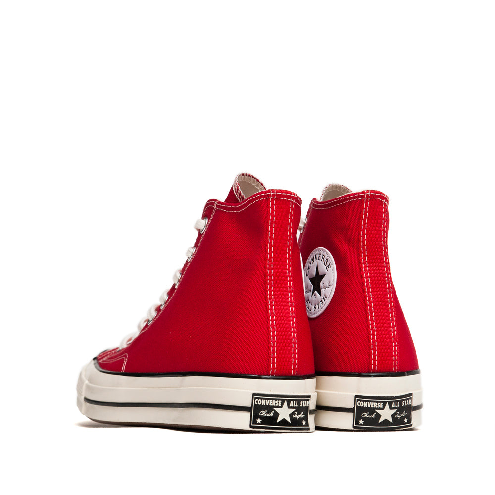 Converse 1970s Hi Enamel Red at shoplostfound, back