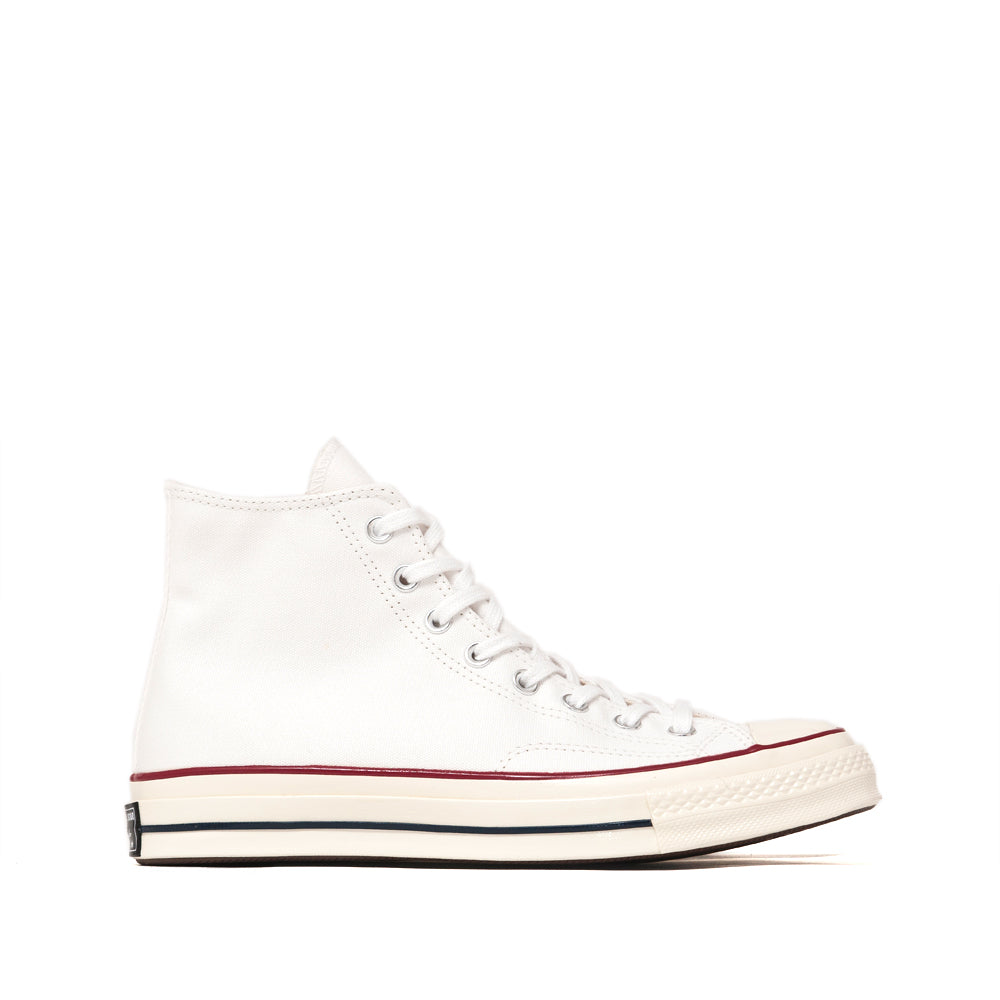 Converse 1970s Hi White 162056C at shoplostfound, side