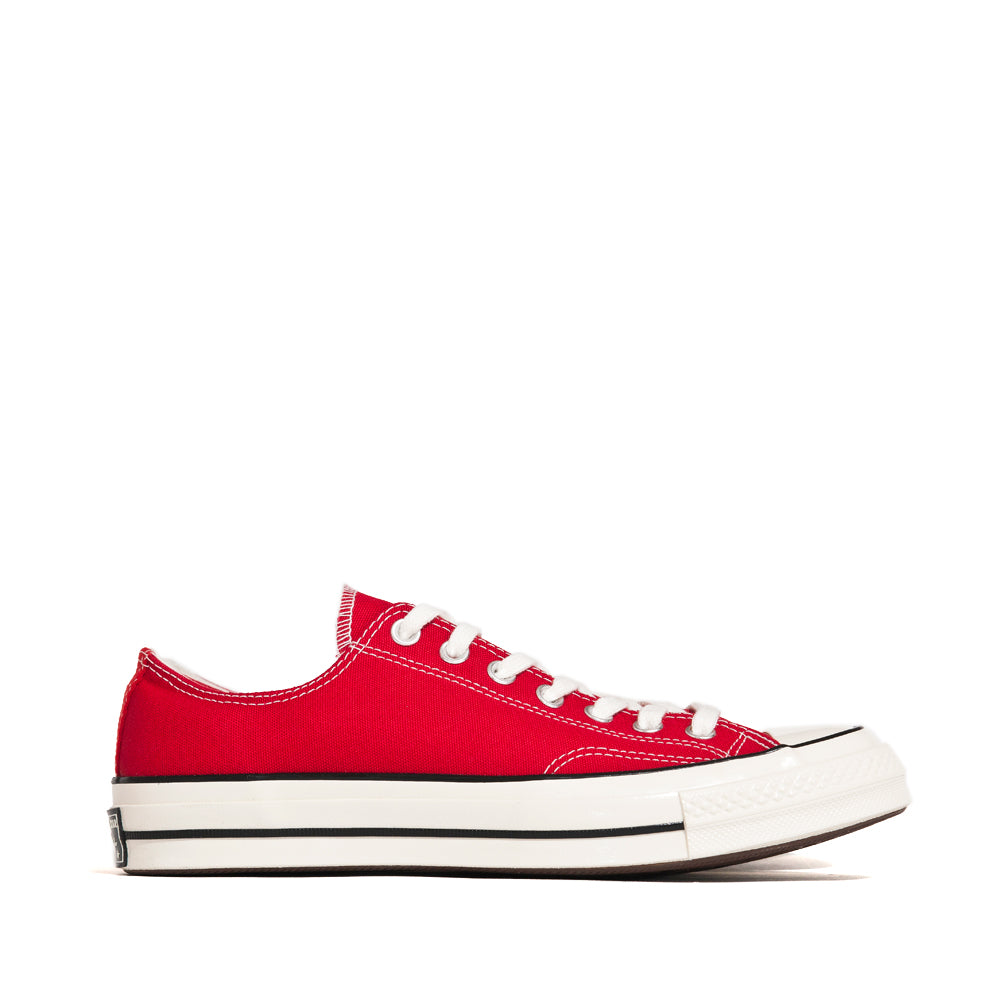 Converse 1970s Low Enamel Red at shoplostfound, side