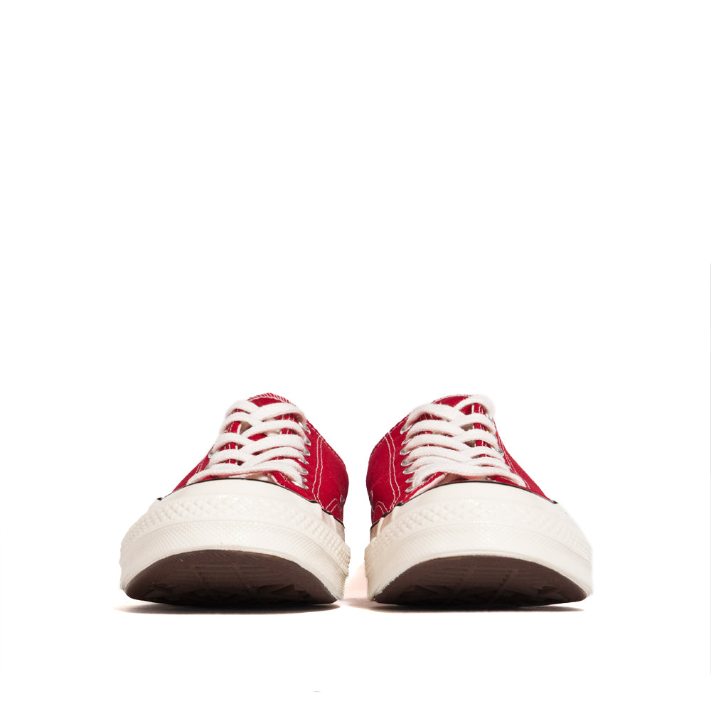 Converse 1970s Low Enamel Red at shoplostfound, front