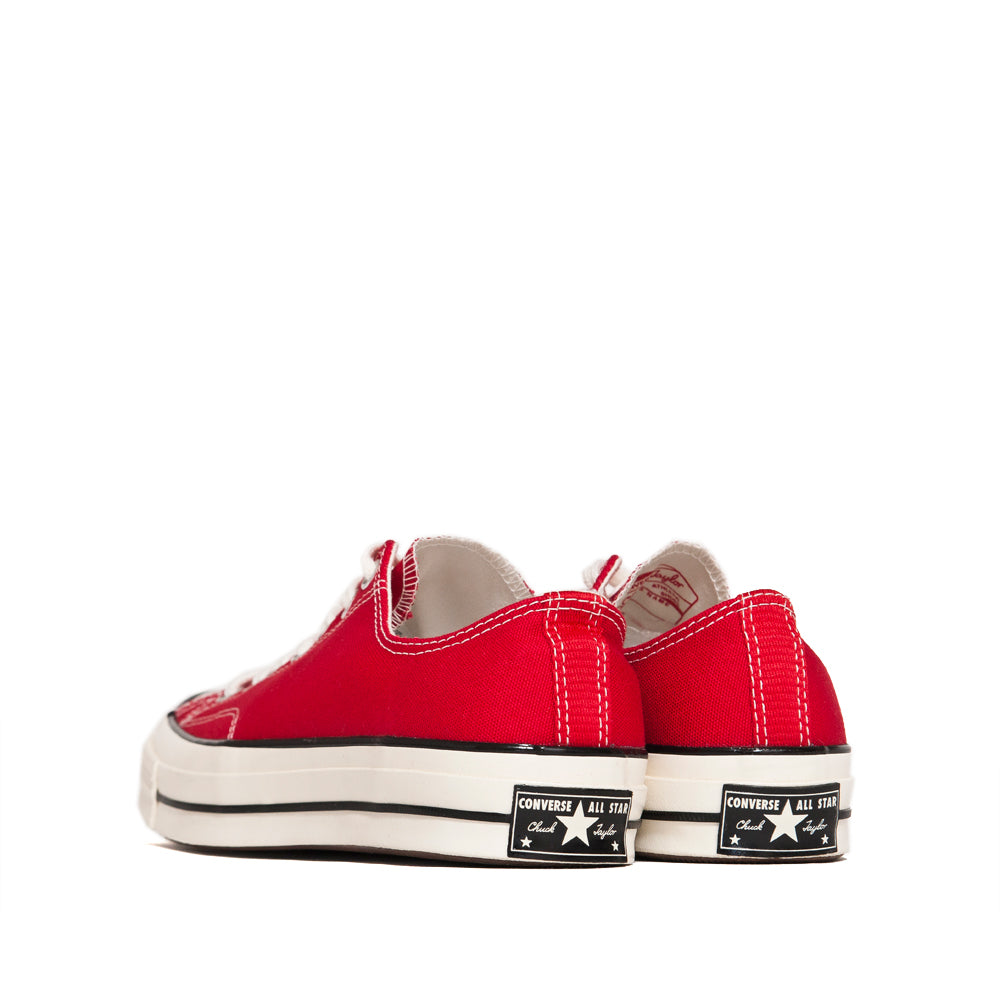 Converse 1970s Low Enamel Red at shoplostfound, back