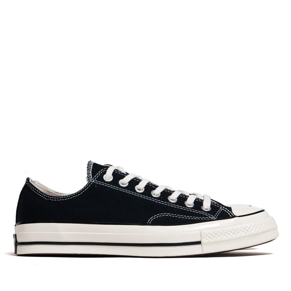 Converse 1970s Ox Low 162058C Black at shoplostfound, side