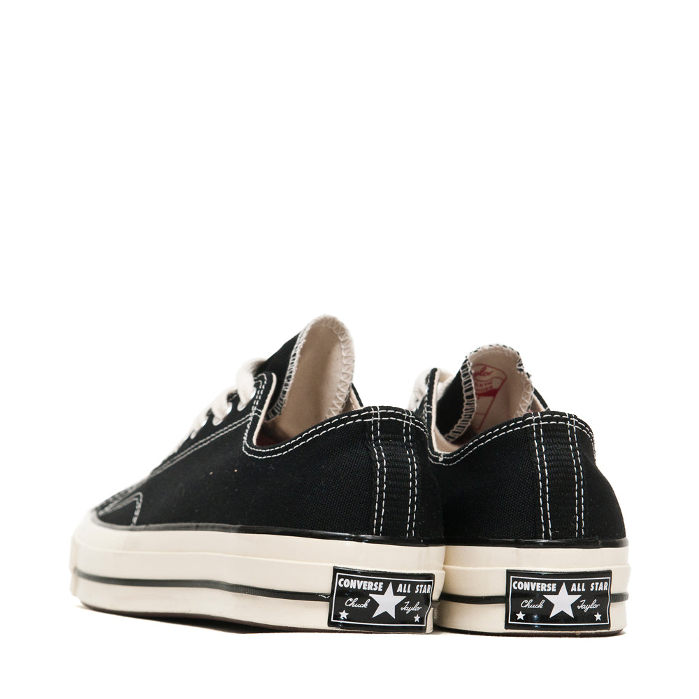 Converse 1970s Ox Low 162058C Black at shoplostfound, back