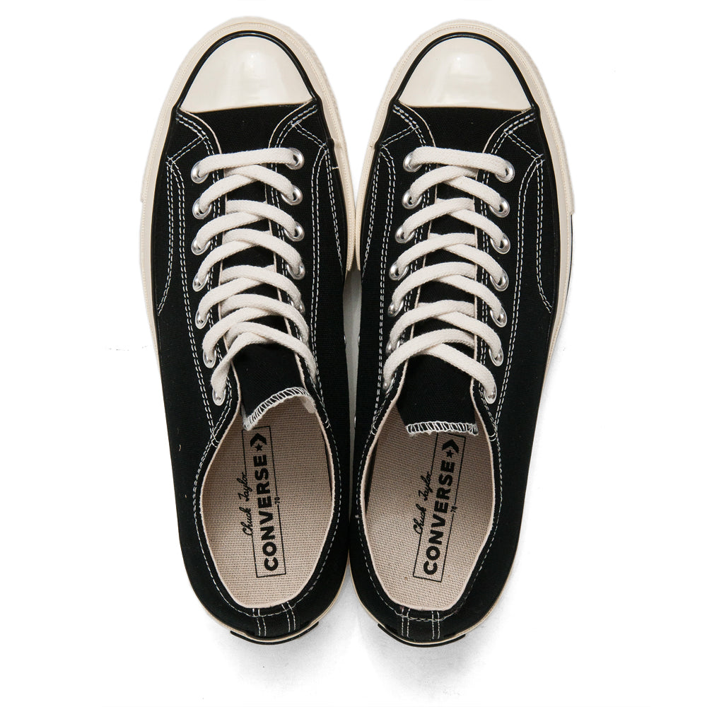Converse 1970s Ox Low 162058C Black at shoplostfound, top