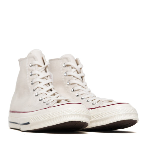 Converse Chuck Taylor 1970s Parchment Canvas Hi Top 144755C at shoplostfound in Toronto, 45