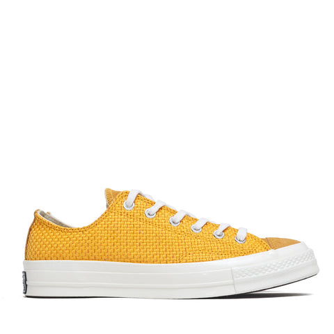Converse Chuck Taylor CTAS 70 OX University Gold/Pastel Orange 155452C at shoplostfound, 45