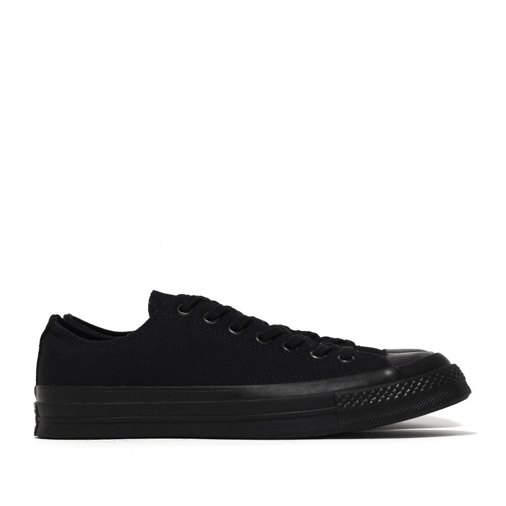 Converse Chuck Taylor CTAS 1970s Low Black/Black 153878C at shoplostfound in Toronto, profile