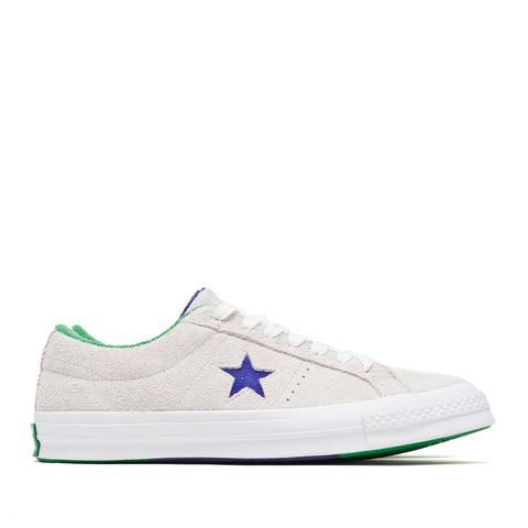 Converse One Star Court Purple/Green at shoplostfound, 45