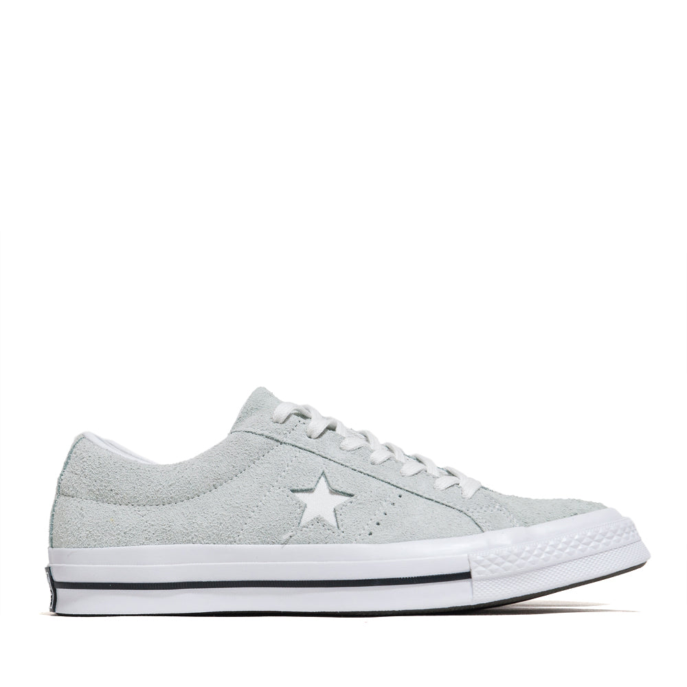Converse One Star Light Dried Bamboo at shoplostfound, side