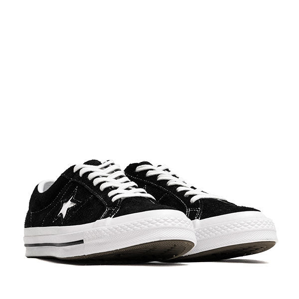 Converse One Star Ox Black at shoplostfound, 45