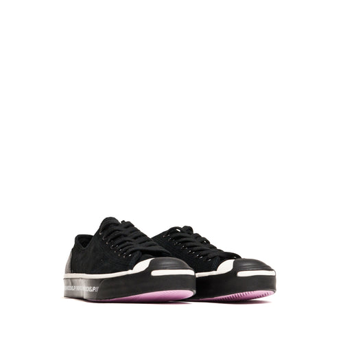 Converse x Neighborhood Jack Purcell Ox Black at shoplostfound, 45