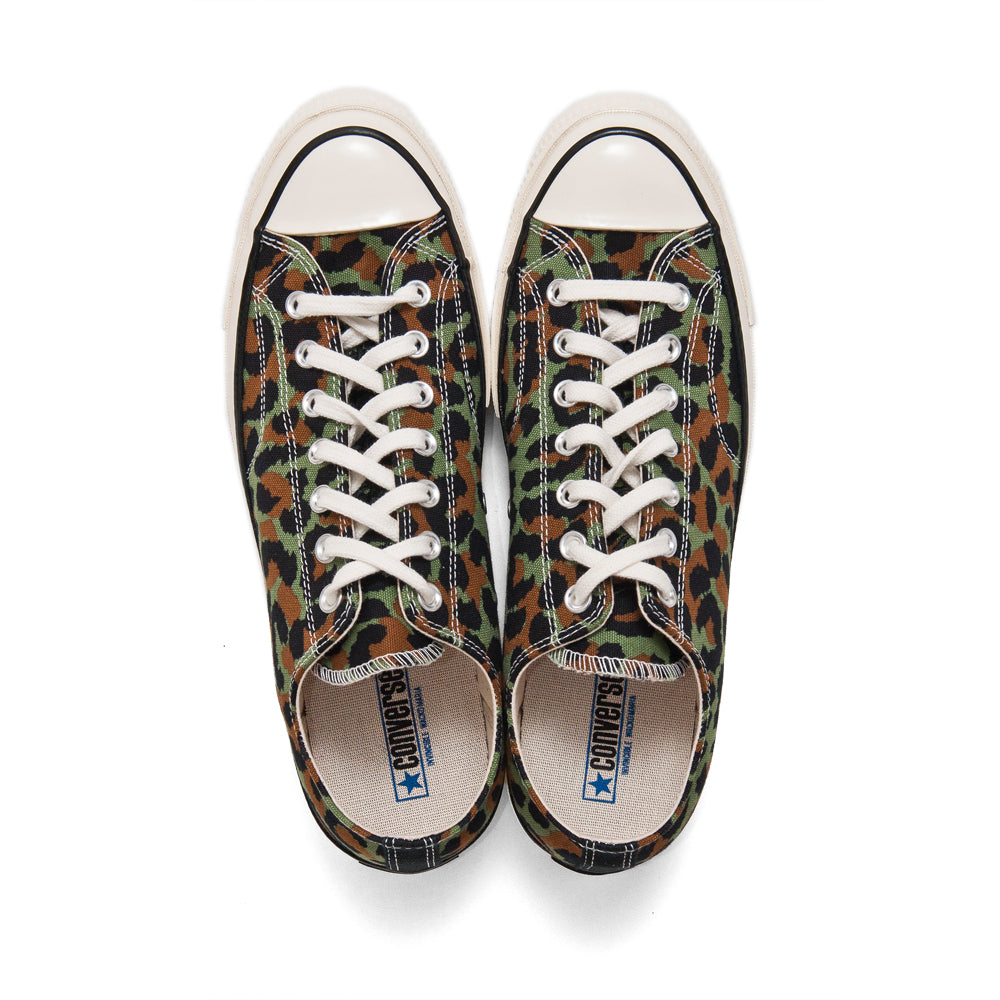Converse x WACKO MARIA CT 1970s Ox Olive at shoplostfound, top