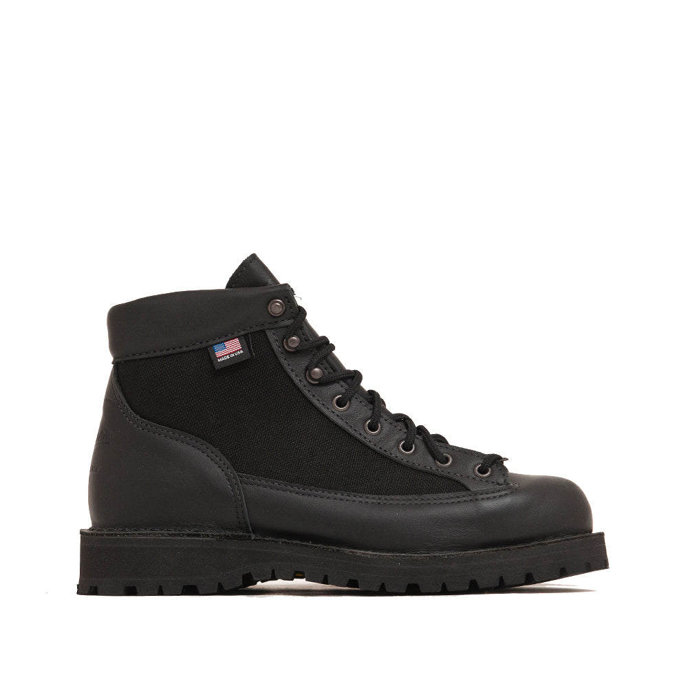 Danner Light Black at shoplostfound, side