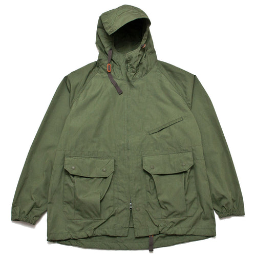 Engineered Garments Atlantic Parka Olive PC Poplin shoplostfound, 1