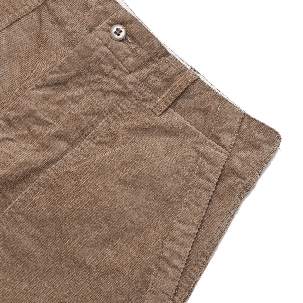 Engineered Garments Fatigue Short Khaki 14W Corduroy shoplostfound pocket