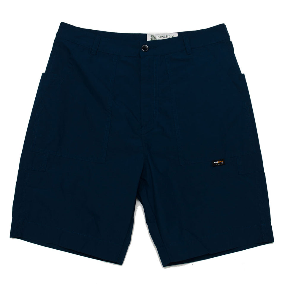 Garbstore Storage Short Navy shoplostfound 1