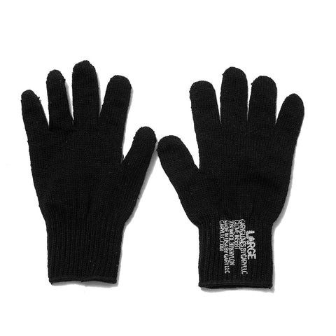 GaryGloves By Gary LLC. Work Glove Set Black at shoplostfound, leather
