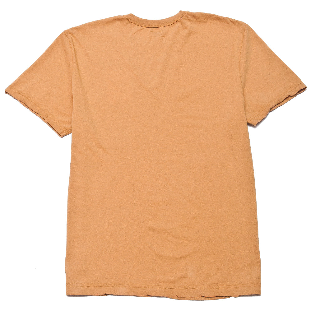 Homespun Dad's Pocket Tee Straw at shoplostfound, back