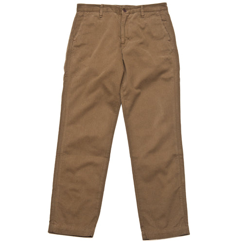 Levi's Made & Crafted Chino Pant Kangaroo at shoplostfound, front