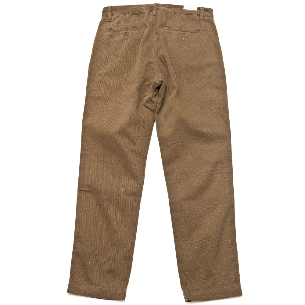 Levi's Made & Crafted Chino Pant Kangaroo at shoplostfound, back