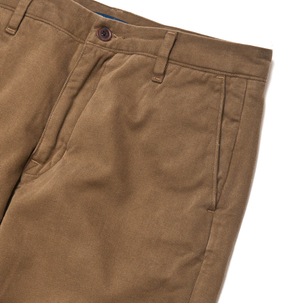 Levi's Made & Crafted Chino Pant Kangaroo at shoplostfound, pocket